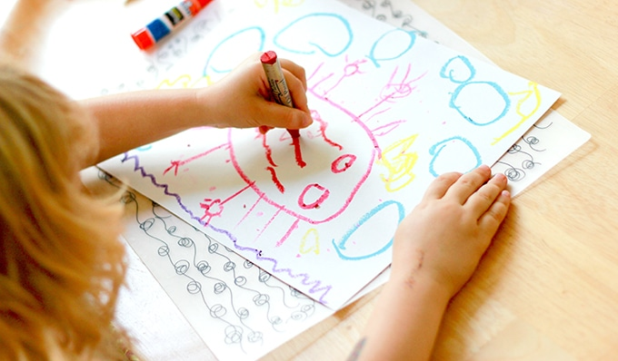 Top advantages of art activities for kids